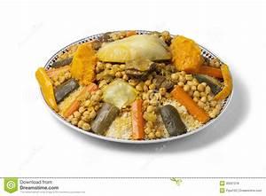 Assiette A Couscous : plat marocain de couscous photo stock image du assiette 35007218 ~ Teatrodelosmanantiales.com Idées de Décoration