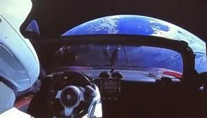 Tesla Dans Lespace : elon musk a envoy une tesla dans l espace generationmp3 ~ Nature-et-papiers.com Idées de Décoration