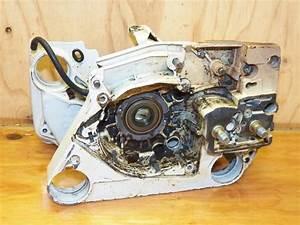 Stihl 034 Av Super Chainsaw Crankcase