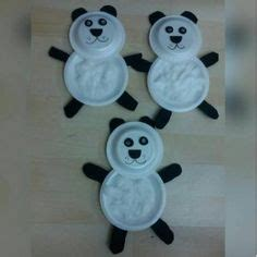 27 best panda craft idea for images panda 505 | dd3673edde56cff20ba2a1dd79f3275e panda bear crafts panda craft