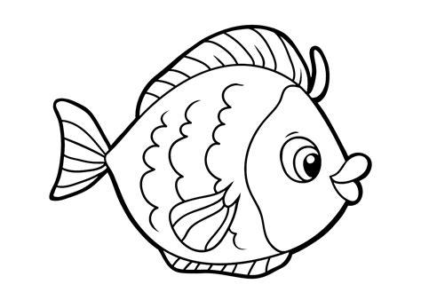 Afbeelding Vissen Kleurplaat vissen kleurplaat 53 leukste kleurplaat vissen voor