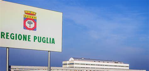 Regione Puglia Uffici by Puglia Portale Regionale Della Salute Notizie Pugliasalute
