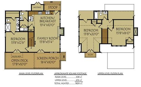 small bungalow cottage house plan  porches