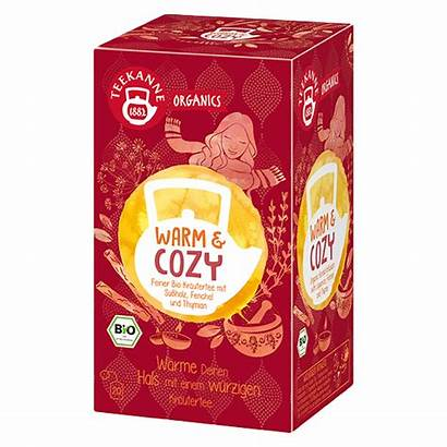 Teekanne Organics Cozy Warm Bio Frogcoffee