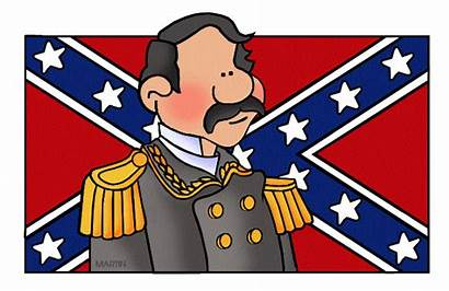 Civil War Lee Robert Clipart American General