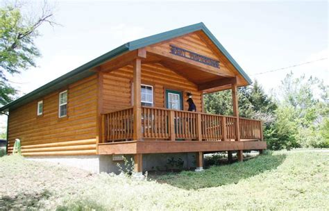 cabin rentals in kansas kansas state park cabin fees higher at some times lower