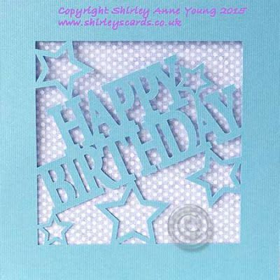 free birthday card template cricut shirley s cards freebie happy birthday card lots of