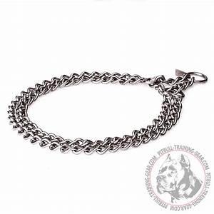 Pit Bull Dog Chain Collar | Stainless Steel Dog Collar
