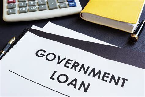 types  government small business loans requirements