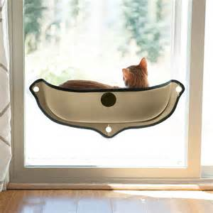 window mounted cat bed new window pod cat beds from k h absolutely brilliant