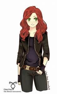 Clary Fray | Anime/Manga | Pinterest | Fanart, Chang'e 3 ...