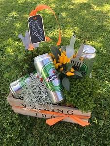 Garten Gutschein Basteln : biergarten geschenk deko pinterest ~ Lizthompson.info Haus und Dekorationen