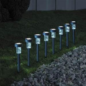 Solar Lichterkette Dänisches Bettenlager : 8er set solarleuchten von d nisches bettenlager ansehen ~ Bigdaddyawards.com Haus und Dekorationen
