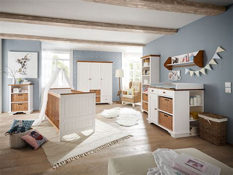 Babyzimmer Set Julia » Kinderzimmer Von Massivum