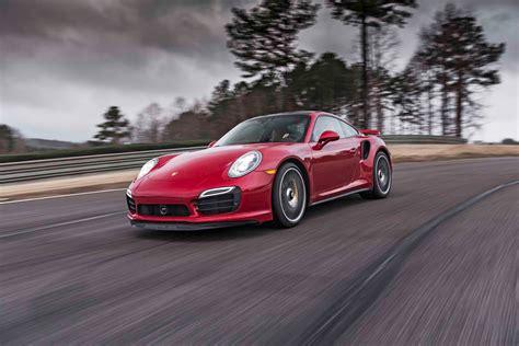 2014 Porsche 911 Turbo S First Test