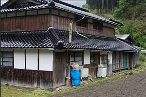 Plan Maison Japonaise : ferme a la campagne au japon ~ Melissatoandfro.com Idées de Décoration