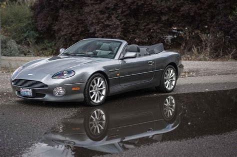 aston martin db7 anniversary edition new car reviews