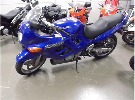 1998 Suzuki Katana by Buy 1998 Suzuki Katana 600 On 2040 Motos