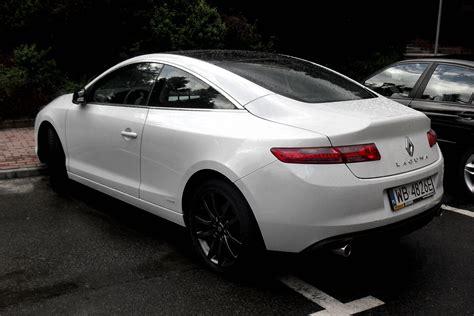 renault white car picker white renault laguna coupe