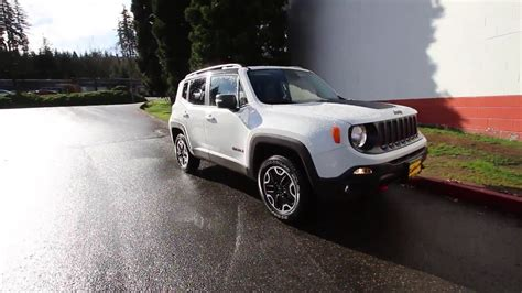 jeep trailhawk 2016 white 2016 jeep renegade trailhawk white gpc81067 redmond
