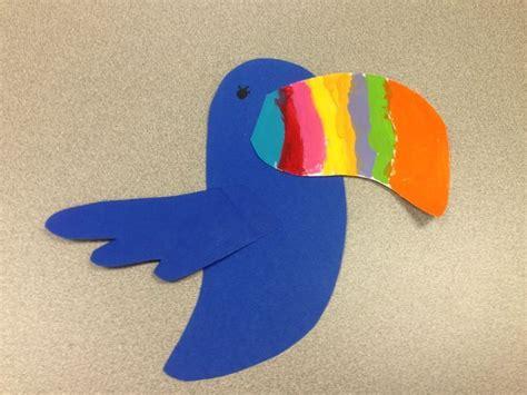toucan body template 17 best ideas about toucan craft on pinterest parrot