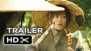 Rurouni Kenshin Official UK Trailer (2013) - Japanese ...