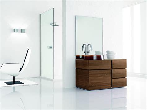 Mit bodenabfluss, 55cm, ohne ül. Badmöbel holz stehend - my lovely bath - Magazin für Bad & Spa