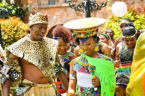 10 Beautiful African Traditional Wedding Attires Culture