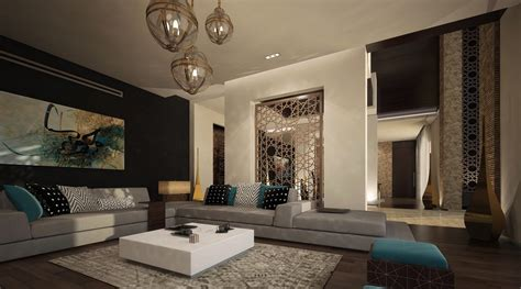 How To Decorate Moroccan Living Room