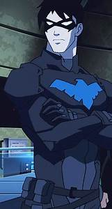 Nightwing - Young Justice Fanon Wiki
