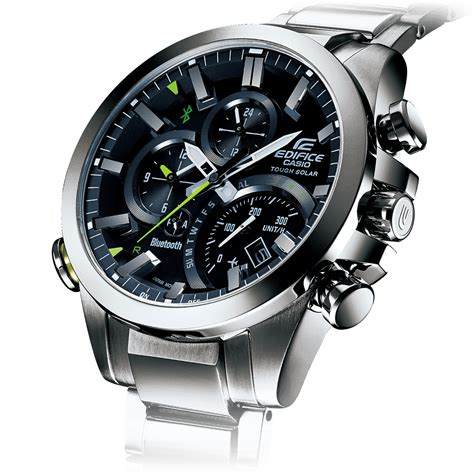 casio eqb 500 eqb 500 smartphone link collection edifice mens watches casio