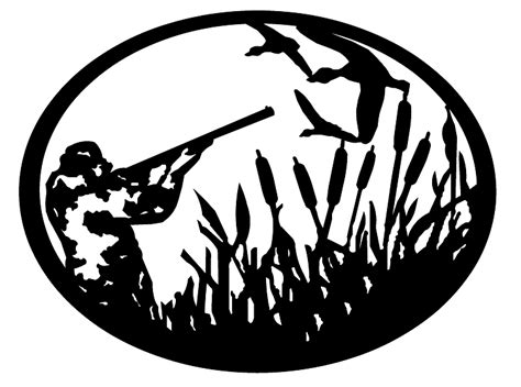 Hunting Clipart Duck Hunting