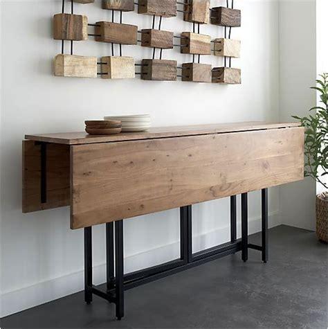 mesas extensibles la comodidad  ocupa espacio diseno