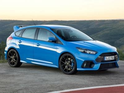 Ford Focus Leasing   Ford Focus RS 2.3T 350 RS Nav