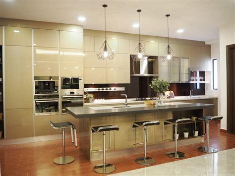 modern sleek kitchen design top interior design company in kuala lumpur malaysia 7769