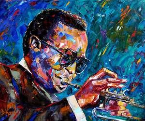 Debra Hurd Original Paintings AND Jazz Art: Miles Davis ...