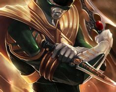 Callaway is quite literally the last man standing. Green Ranger (Thomas ''Tommy'' Oliver) (With images) | Green ranger, Power rangers, Power ...
