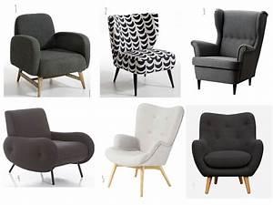 Ikea Fauteuil Salon Maison Design