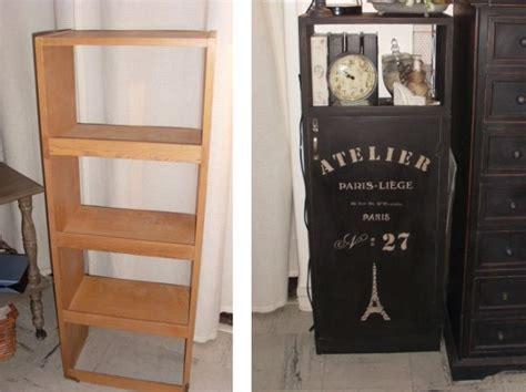 vieille le de bureau relooker ses meubles quatre exemples faciles