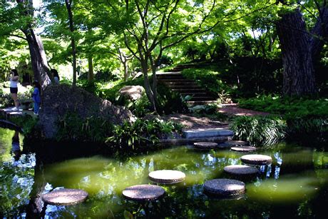 Japanese Garden Fort Worth by Japanese Texans Almanac