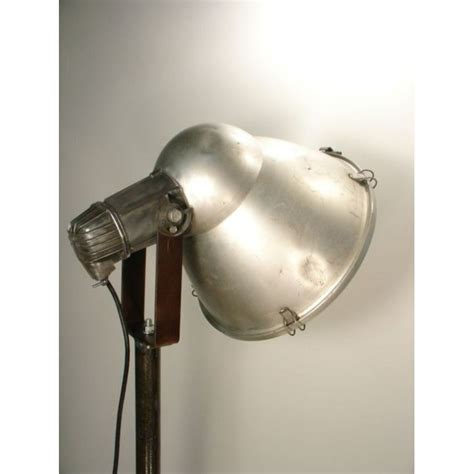 Floor Lamp Industrial Antique Spotlight