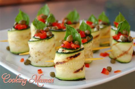 appetizer canape canapes appetizers