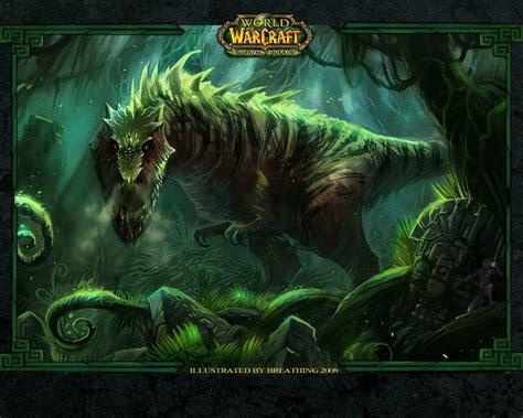 green  rex  rex video games world  warcraft hd