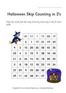 stepping stones skip counting by 2
