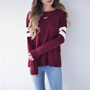 Best 25+ Maroon sweater ideas on Pinterest | Outfits for thanksgiving Winter sweater outfits ...