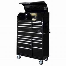 Husky 41 In 16drawer Tool Chest And Rolling Tool Cabinet