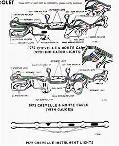 1972 Oldsmobile 442 Wiring Diagram