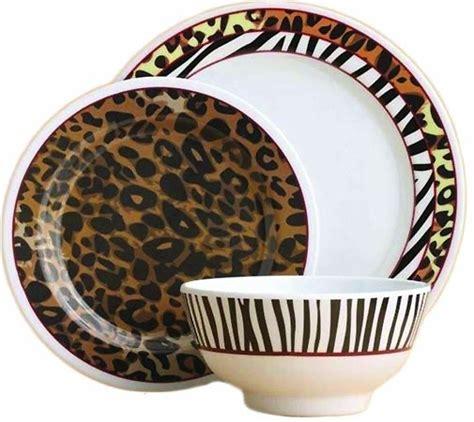 leopard print dishes 175 best images about safari animal prints on pinterest safari home decor zebra print and