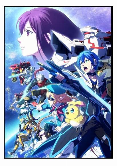 Anime Animation Spotlight Star Phantasy Animenewsnetwork Network