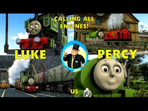 calling all engines luke and percy us hd